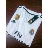 Camiseta Mujer Del Real Madrid
