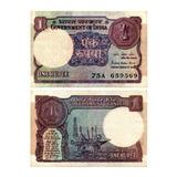 Billete De La India 1 Numismatic Collection