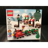 Lego Sets Navidad Nuevos Sellados -rdm