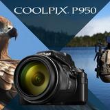 Nikon Coolpix P950 83x Zoom Bridge Financiamos - Inteldeals
