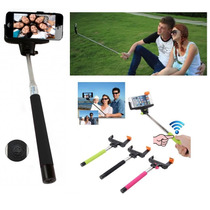 Wireless Bluetooth Monopod Selfie Stick *comp. Gopro Hero