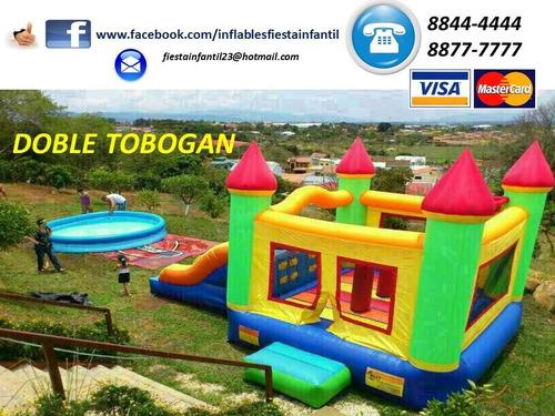 Alquiler Inflables Heredia San Rafael-barva-precios / Sj