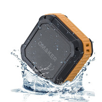 Parlantes Bluetooth Omaker M3 Contra Agua Impermeable Certec