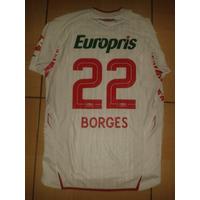 Camisa Celso Borges Fredrikstad Umbro Saprissa Costa Rica