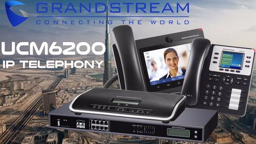 Centrales Telefonicas Panasonic Ip Grand Stream Ucm 6200