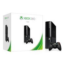 Xbox360 Xbox 360 E 4gb + 1 Juego Origina + Garantia Financia