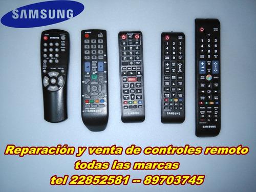 Controles Remotos Para Pantallas De Tv , Reparacion Y Venta.