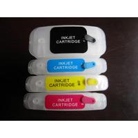 Cartuchos Hp 88,tintas, Sistema Continuo Auto/reset, Hp8600