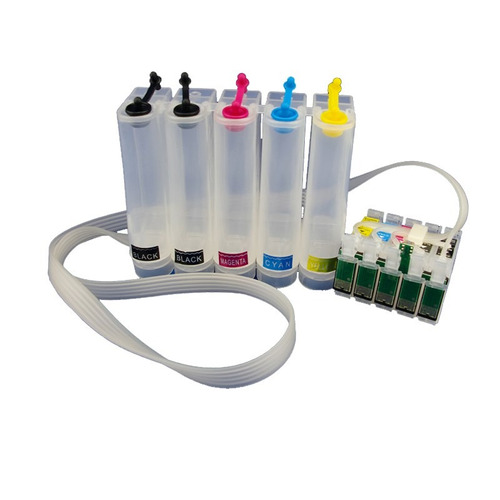 Instalacion Sistema Continuo Epson Tinta Toner Unlimited Ink