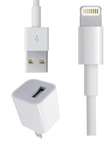 56d7822c596 Compra Cargador iPhone + cable lightning USB Apple ORIGINAL online ...
