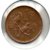 Moneda De Sudafrica # 1227