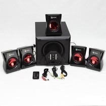 Genius Gx 3500 Parlantes 5.1 Gaming 80 W Control (gadroves)