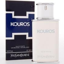 Perfume Yves Saint Kouros Caballero 100% Original (100ml
