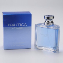 Perfume Nautica Voyage Men 100% Original (100ml)