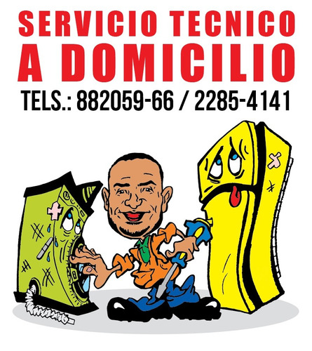 Reparacion De Lavadoras A Domicilio, Refrigeradoras 88205966