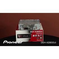 Radio Pioneer Deh-2800ui Usb Aux Modelo 2016 Playsound