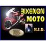 Bixenon Hid Para Moto Slim H6 H4 3000k A 15000k Bi Xenon