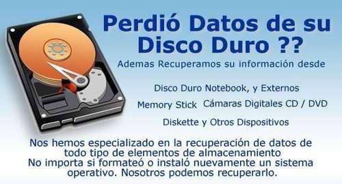 Servicio Técnico De Computadoras Paseo Colón - San José