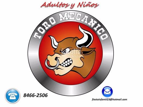 Toro Mecanico Telefono 8466-2506