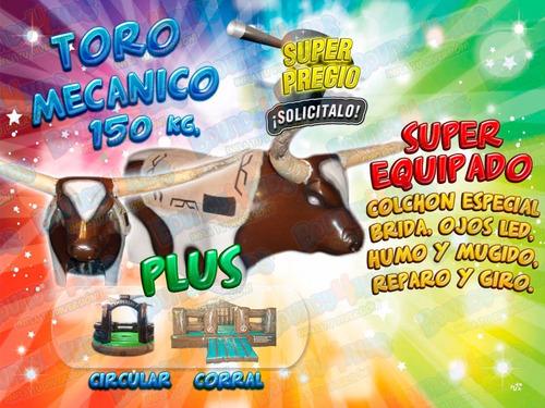 Toros Mecanicos Y Cocteleria De Costa Rica