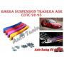 Barra Suspension Trasera Asr Honda Civic 92-00